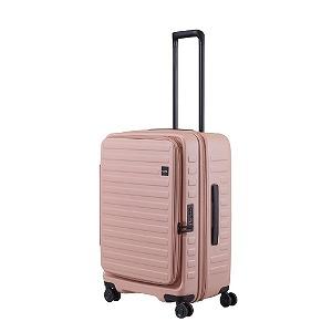 LOJEL ロジェール スーツケース CUBO(キューボ)-N Mサイズ ローズ CUBO-N-MLZ