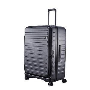 LOJEL ロジェール スーツケース CUBO(キューボ)-N Lサイズ ブラック CUBO-N-LBK