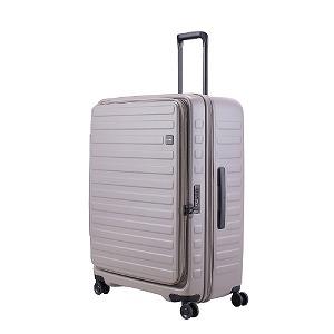 LOJEL ロジェール スーツケース CUBO(キューボ)-N Lサイズ グレー CUBO-N-LGY