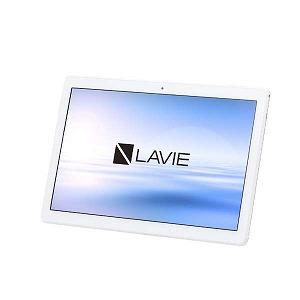 NEC Androidタブレット LAVIE Tab E ホワイト [10.1型ワイド /ストレージ:64GB /Wi-Fiモデル] PC-TE710KAW