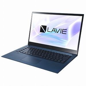 NEC ノートPC(LV750/RA有機EL4K対応)アルマイトネイビー[15.6型/i7/Optane:32GB/SSD:512GB/メモリ:8GB] PCLV750RAL