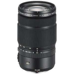 富士フイルム カメラレンズ GF45-100mmF4 R LM OIS WR [FUJIFILM G /ズームレンズ] FGF45-100MMF4RLM