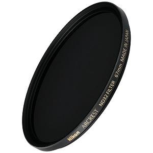 ニコン Nikon 67mm NDフィルター 「ARCREST(アルクレスト)」 ND32 FILTER