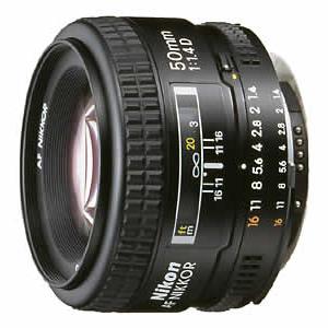 ニコン レンズ Ai AF Nikkor 50mm F1.4D AIAF50/F1.4D(C)