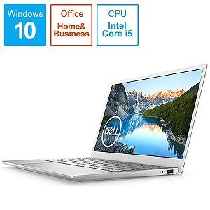 DELL ノートパソコン Inspiron 13 7391 シルバー [13.3型/intel Core i5/SSD:256GB/メモリ:8GB] MI753-9WHBC