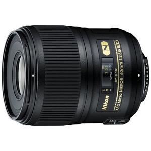 ニコン FXフォーマット用レンズ「AF-S Micro NIKKOR 60mm f/2.8G ED」 AFSMC60/2.8G