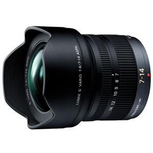 パナソニック LUMIX G VARIO 7-14mm専用 交換レンズ H‐F007014