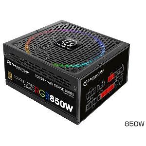THERMALTAKE 850W PC電源 TOUGHPOWER GRAND RGB Gold 新作販売 GOLDシリーズ 年間定番 ATX EPS PS-TPG-0850FPCGJP-R