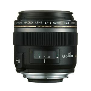 Canon EF-Sレンズ「EF-S60mm F2.8 マクロ USM」 EF‐S6028MU