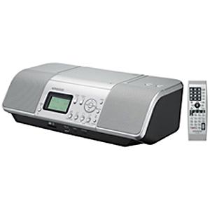 ケンウッド CD/SD/USBパーソナルオーディオシステム CLX‐30‐S (シルバー)