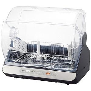 東芝 食器乾燥器(6人用) VD‐B10S‐LK (ブルーブラック)