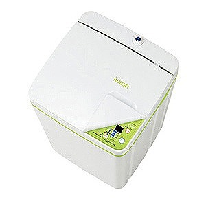 ハイアール 全自動洗濯機(3.3kg) JW‐K33F‐W (ホワイト)(標準設置無料)