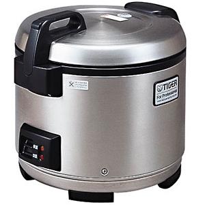 タイガー 業務用炊飯ジャー(1升5合炊き)「炊きたて」 JNO‐A270(XS)(ステンレス)