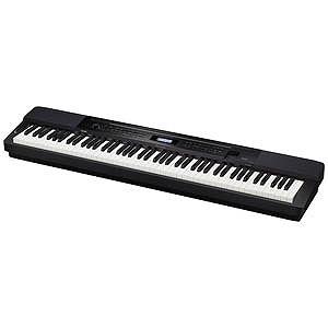 CASIO デジタルピアノ「Privia(プリヴィア)」 PX‐350MBK (ブラックメタリック調)(送料無料)