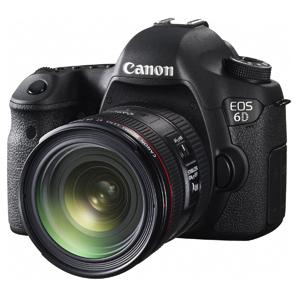 Canon デジタル一眼レフカメラ「EOS 6D」 EOS 6D・EF24-70L IS USM レンズキット