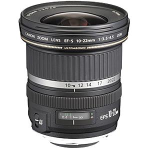 Canon FESレンズ EF‐S10‐22U(送料無料)