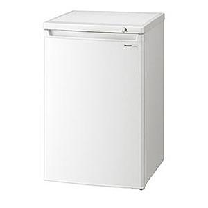 シャープ 1ドア直冷式冷凍庫(86L・右開き) FJ‐HS9X‐W (ホワイト系)(標準設置無料)