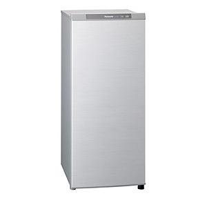 パナソニック Panasonic 1ドア冷凍庫(121L・右開き) NR‐FZ120B‐S (シャイニングシルバー)(標準設置無料), ハナミガワク:fbc6cc41 --- officewill.xsrv.jp