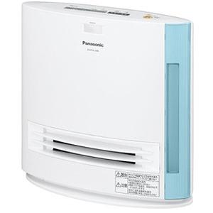 パナソニック Panasonic 加湿機能付きセラミックファンヒーター DS-FKS1204-A (ブルー)