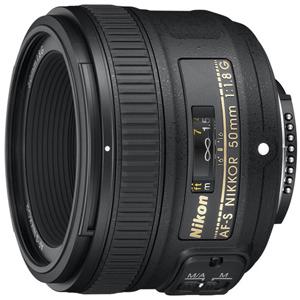 ニコン FXフォーマットレンズ AF‐S NIKKOR 50mm f/1.8G