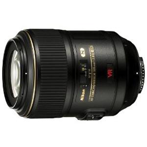 ニコン 交換レンズ AF‐S VR Micro‐Nikkor ED 105mm F2.8G(IF)
