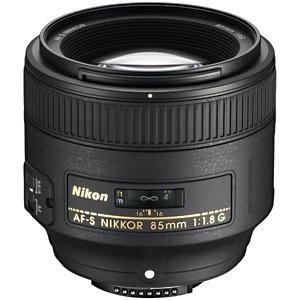 ニコン 交換レンズ AF‐S NIKKOR 85mm f/1.8G