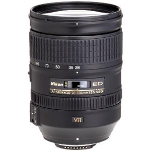 ニコン 交換レンズ AF‐S NIKKOR 28‐300mm f/3.5‐5.6G ED VR(送料無料)