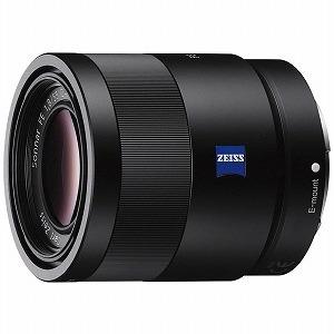 ソニー SONY デジタル一眼カメラα「Eマウント」用レンズ Sonnar T* FE 55mm F1.8 ZA SEL55F18Z