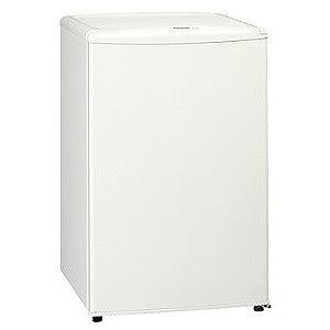 パナソニック 1ドア冷蔵庫(75L・右開きタイプ) NR‐A80W‐W (オフホワイト)(標準設置無料)