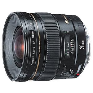 Canon 交換レンズ「EF20mm F2.8 USM」 EF20mmF28USM