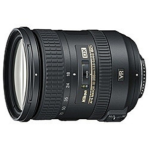 ニコン 交換レンズ「AF-S DX NIKKOR 18-200 F3.5-5.6G ED VR II」 AFSDX18200GVR2