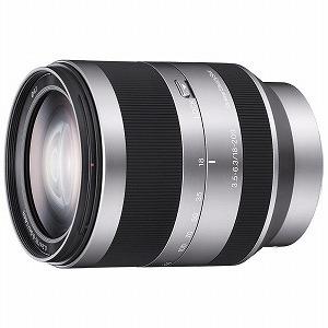 ソニー 交換レンズ「E 18-200mm F3.5-6.3 OSS」 SEL18200