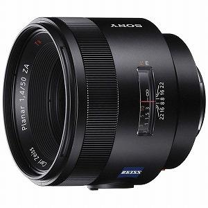 ソニー 交換レンズ「Planar T* 50mm F1.4 ZA SSM」 SAL50F14Z(送料無料)
