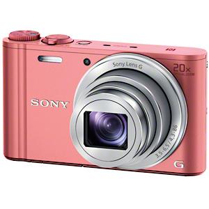 ソニー SONY デジタルスチルカメラ Cyber-shot P DSC-WX350 ピンク ※ラッピング ※ 人気 おすすめ
