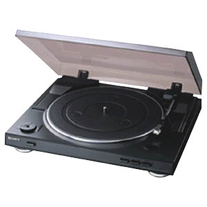 ソニー ステレオレコードプレーヤー PS‐LX300USB