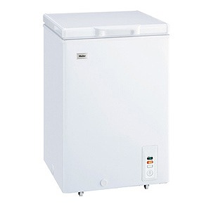 ハイアール チェスト式冷凍庫(103L・上開き) JF‐NC103F‐W (ホワイト)(標準設置無料)