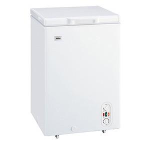 ハイアール チェスト式冷凍庫(103L・上開き) JF‐WNC103F‐W (ホワイト)(標準設置無料)