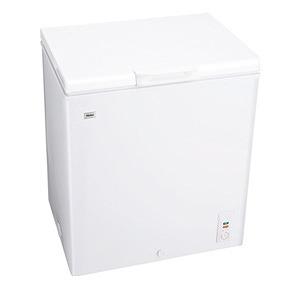 ハイアール チェスト式冷凍庫(145L・上開き) JF‐NC145F‐W (ホワイト)(標準設置無料)