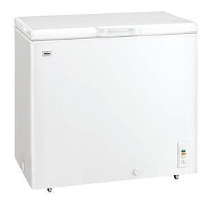 ハイアール チェスト式冷凍庫(205L・上開き) JF‐NC205F‐W (ホワイト)(標準設置無料)