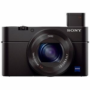 ソニー コンパクトデジタルカメラ「サイバーショット」 DSC‐RX100M3(送料無料)