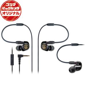 オーディオテクニカ マイク付 カナル型イヤホン ATH‐BKS77iS(送料無料)