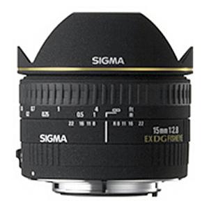 シグマ 魚眼レンズ ニコン用 15mm F2.8 EX DG DIAGONAL FISHEYE(ニコン)