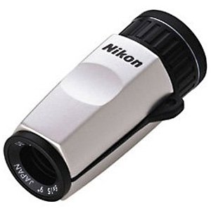 ニコン 単眼鏡 「モノキュラーHG」 5X15D モノキュラーHG 5X15D