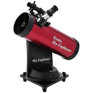 ケンコー・トキナー 天体望遠鏡 スカイエクスプローラー SE-AT100N (反射式)