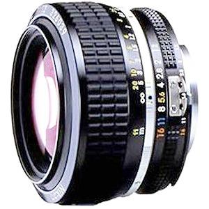 ニコン Ai Nikkor 50mm F1.2S MF交換レンズ