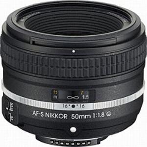 ニコン AF-S NIKKOR 50mm f/1.8G(Special Edition) AF‐S 50mm 1.8G SE