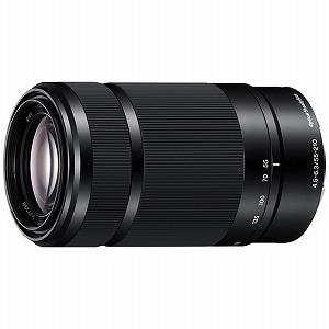 ソニー E 55-210mm F4.5-6.3 OSS(ブラック) SEL55210/B