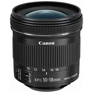Canon EF-S10-18mm F4.5-5.6 IS STM EF‐S10‐18ISSTM