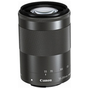 Canon EF-M55-200mm F4.5-6.3 IS STM EF‐M55‐200 IS STM(送料無料)