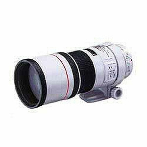 Canon EF300mm F4L IS USM E300/4.0 L N